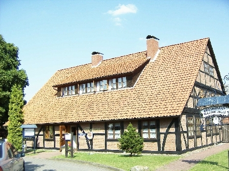 Kastanienhof in Luhden